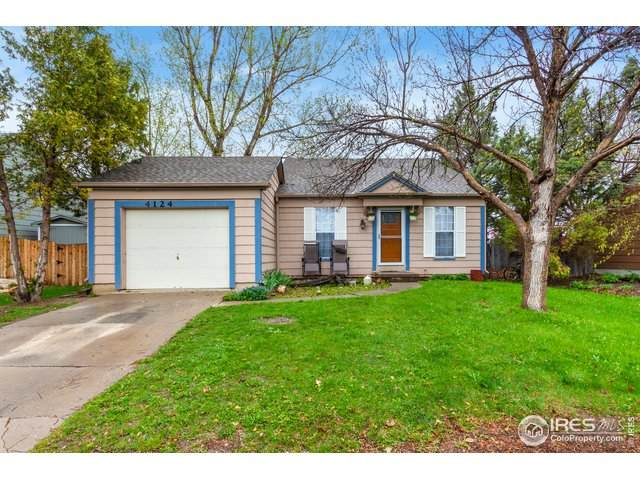4124 Tanager St, Fort Collins, CO 80526 (MLS #940267) :: J2 Real Estate Group at Remax Alliance