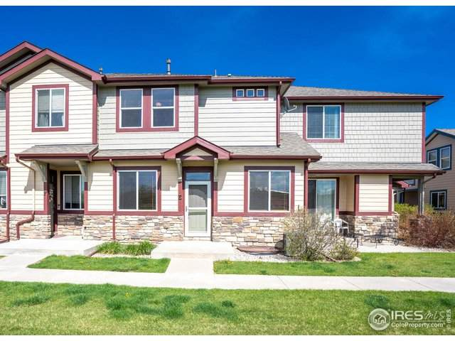 2863 Kansas Dr E, Fort Collins, CO 80525 (MLS #940274) :: Keller Williams Realty