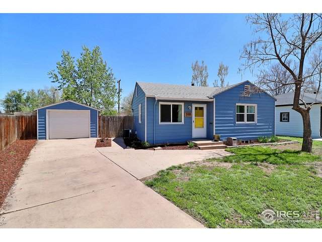 2418 14th Ave, Greeley, CO 80631 (MLS #940275) :: RE/MAX Alliance