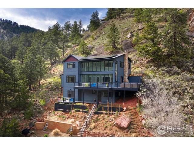 500 Wagonwheel Gap Rd, Boulder, CO 80302 (MLS #940277) :: RE/MAX Alliance