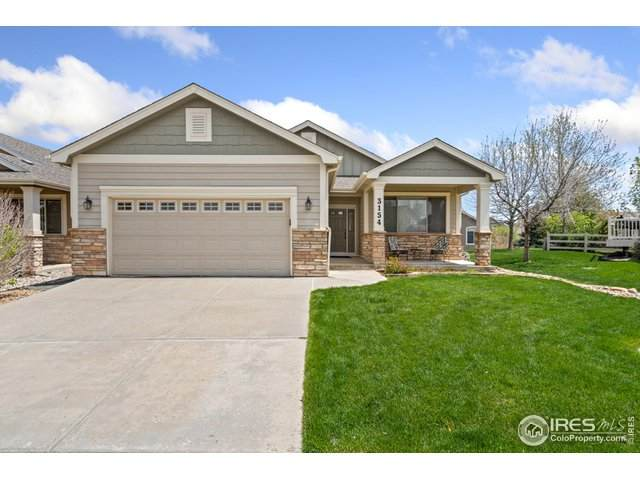 3154 Sanford Cir, Loveland, CO 80538 (MLS #940278) :: Keller Williams Realty