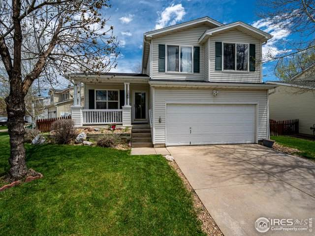 1260 Cumberland Dr, Longmont, CO 80504 (MLS #940281) :: J2 Real Estate Group at Remax Alliance