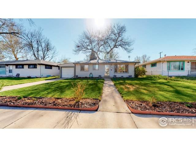 2527 15th Ave, Greeley, CO 80631 (MLS #940293) :: RE/MAX Alliance