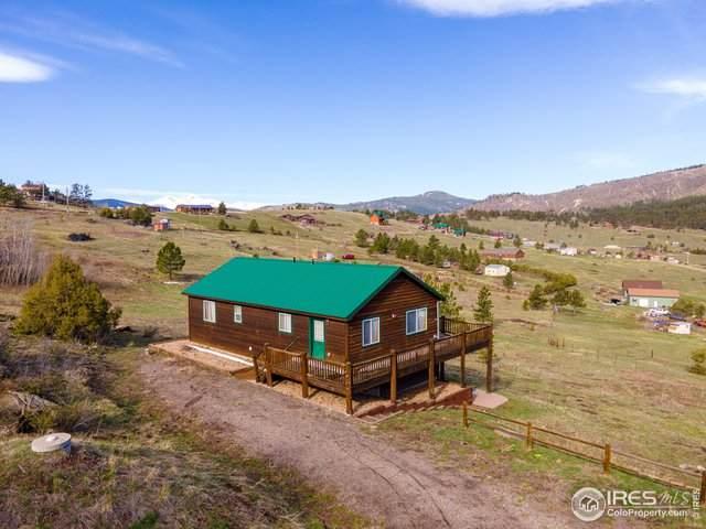 1580 Palisade Mountain Dr, Drake, CO 80515 (MLS #940295) :: 8z Real Estate