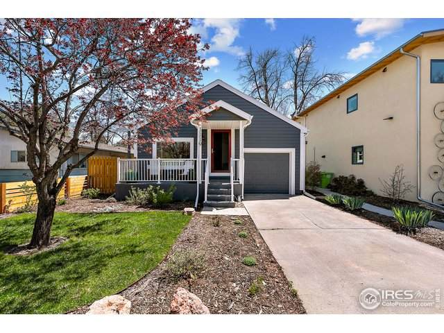 1119 Akin Ave, Fort Collins, CO 80521 (MLS #940307) :: Keller Williams Realty
