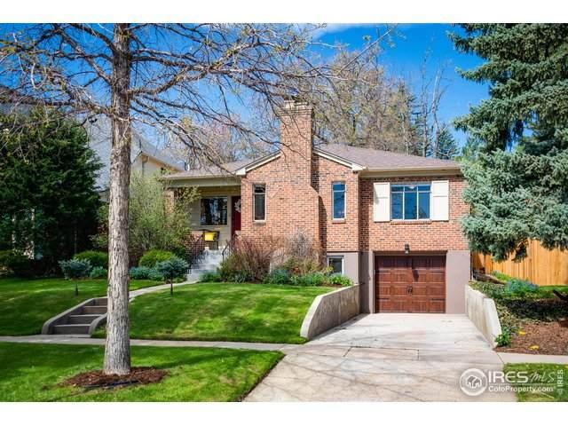 865 13th St, Boulder, CO 80302 (MLS #940309) :: RE/MAX Alliance