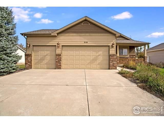 239 Hawthorne Ave, Johnstown, CO 80534 (MLS #940310) :: J2 Real Estate Group at Remax Alliance