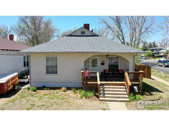 1301 12th Ave, Greeley, CO 80631 (MLS #940311) :: RE/MAX Alliance