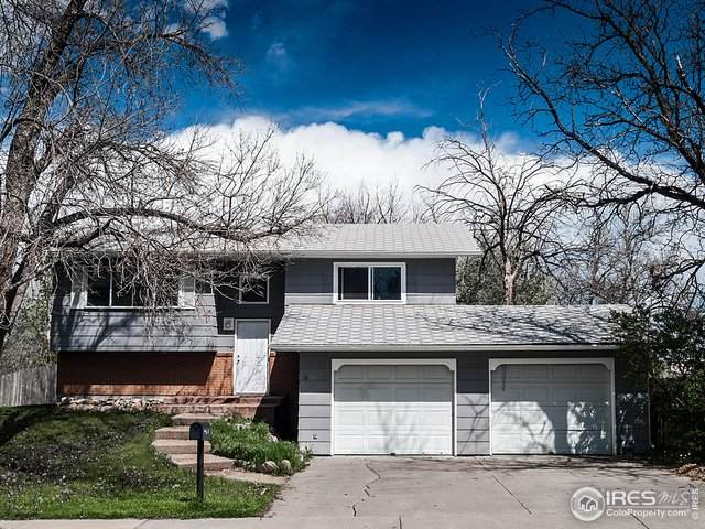 928 Ponderosa Dr, Fort Collins, CO 80521 (MLS #940313) :: Keller Williams Realty
