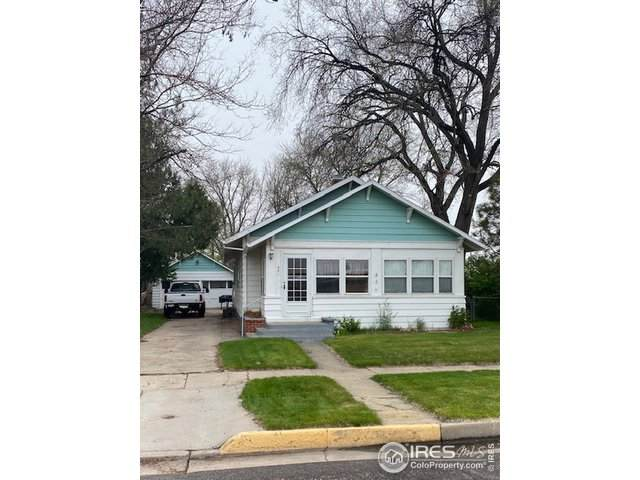 541 N Colorado Ave, Haxtun, CO 80731 (#940314) :: Re/Max Structure