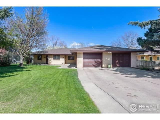 1105 Kirkwood Dr, Fort Collins, CO 80525 (MLS #940315) :: Downtown Real Estate Partners