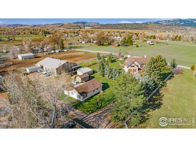 1821 W Drake Rd, Fort Collins, CO 80526 (MLS #940321) :: Keller Williams Realty
