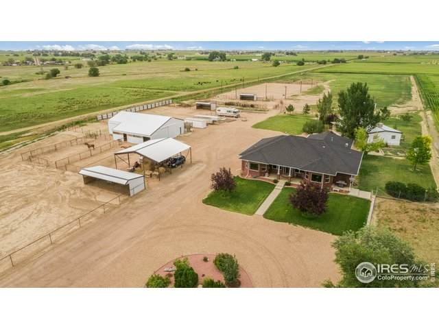 24505 Highway 392, Greeley, CO 80631 (MLS #940322) :: Downtown Real Estate Partners