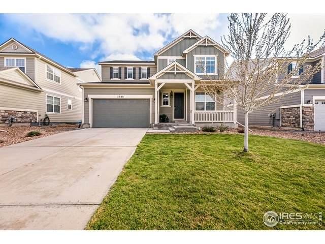 2326 Spruce Creek Dr, Fort Collins, CO 80528 (MLS #940324) :: J2 Real Estate Group at Remax Alliance