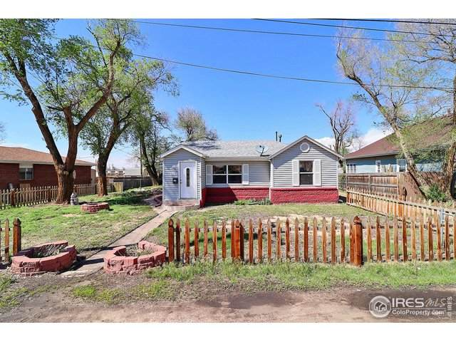 2525 W C St, Greeley, CO 80631 (MLS #940331) :: RE/MAX Alliance