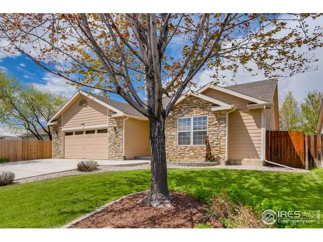 4417 Limestone Dr, Johnstown, CO 80534 (MLS #940339) :: RE/MAX Alliance