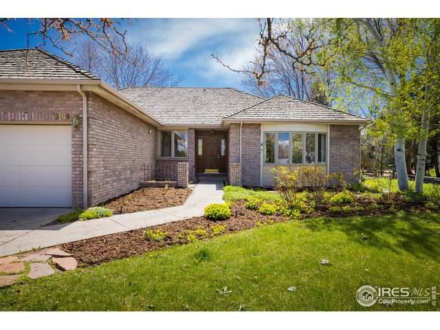 2018 Ridgeview Dr, Longmont, CO 80504 (MLS #940343) :: RE/MAX Alliance