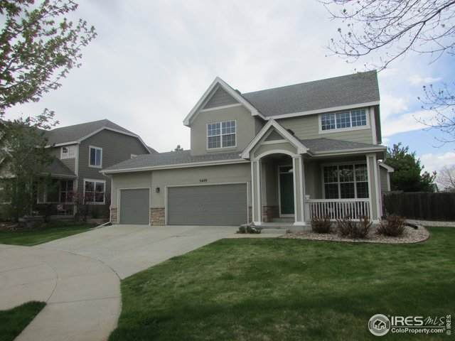 5409 Rabbit Creek Rd, Fort Collins, CO 80528 (MLS #940376) :: RE/MAX Alliance