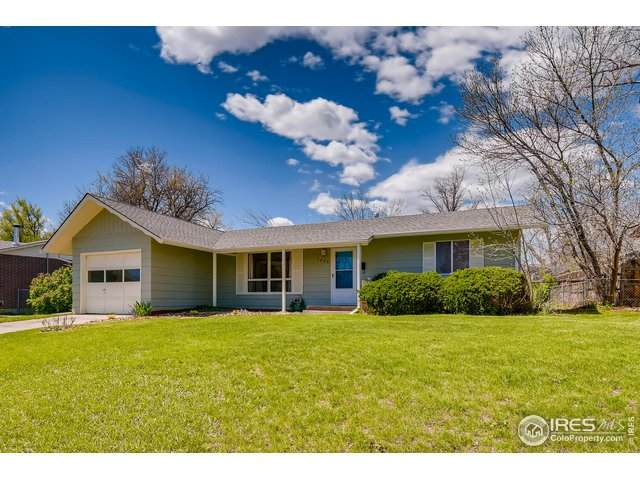 1049 Montview Rd, Fort Collins, CO 80521 (MLS #940377) :: RE/MAX Alliance