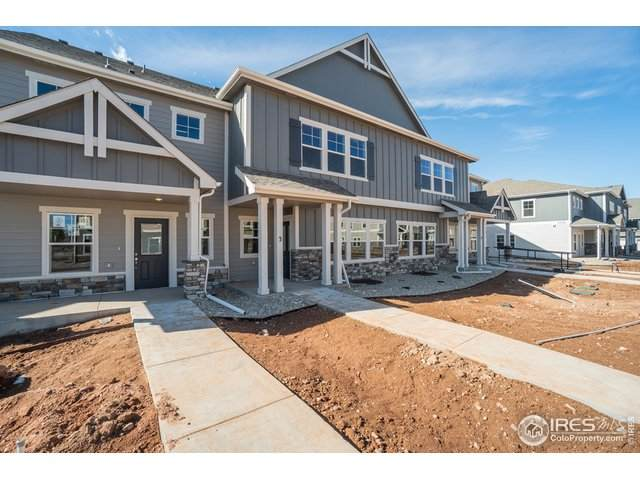 2420 Ridge Top Dr #2, Fort Collins, CO 80526 (MLS #940418) :: Stephanie Kolesar
