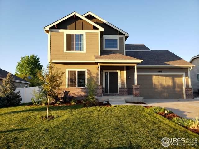 6145 W 8th St, Greeley, CO 80634 (MLS #940433) :: Wheelhouse Realty