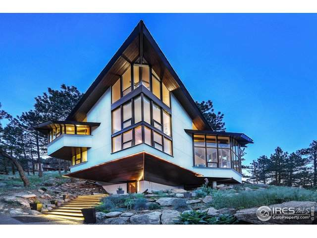 440 Seven Hills Dr, Boulder, CO 80302 (MLS #940452) :: Jenn Porter Group
