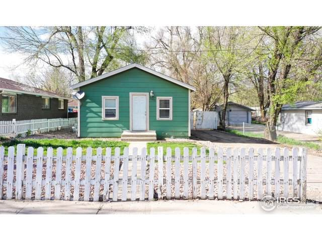 2203 5th St, Greeley, CO 80631 (#940465) :: Mile High Luxury Real Estate