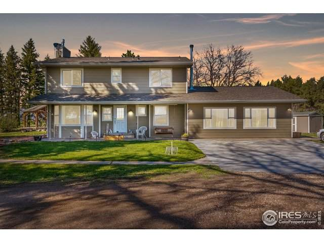 9530 County Road 80, Fort Collins, CO 80524 (MLS #940489) :: 8z Real Estate