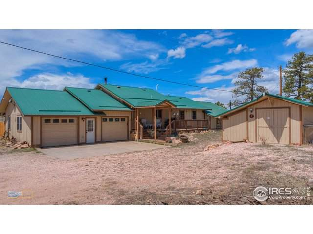 164 Main St, Red Feather Lakes, CO 80545 (#940521) :: The Griffith Home Team