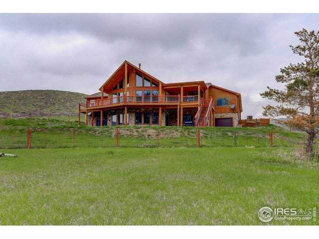 1000 Deer Meadow Way, Livermore, CO 80536 (MLS #940527) :: Jenn Porter Group