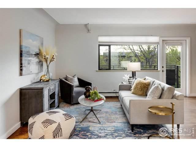 636 Washington St #301, Denver, CO 80203 (#940535) :: The Griffith Home Team