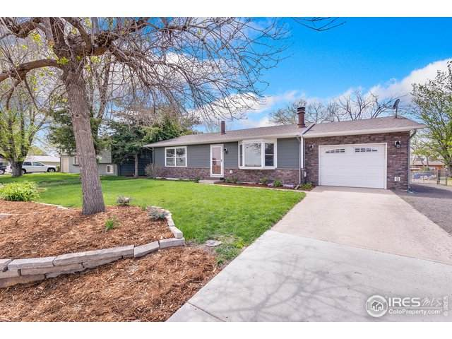 4325 Main St, Timnath, CO 80525 (#940536) :: The Griffith Home Team