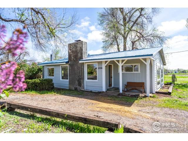 2536 N Shields St, Fort Collins, CO 80524 (MLS #940637) :: J2 Real Estate Group at Remax Alliance