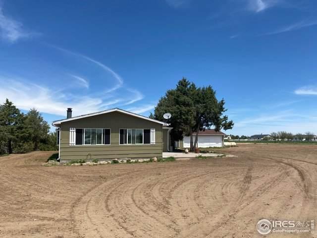 5910 Highway 52, Wiggins, CO 80654 (MLS #940678) :: Find Colorado