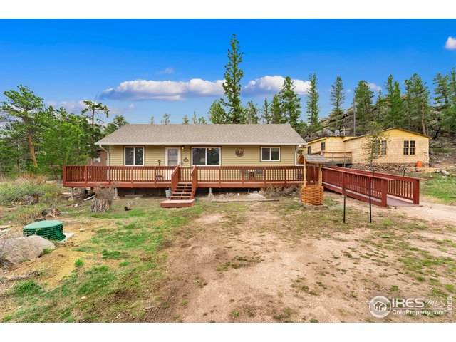 465 Eagle Tree Cir, Red Feather Lakes, CO 80545 (MLS #940687) :: RE/MAX Alliance