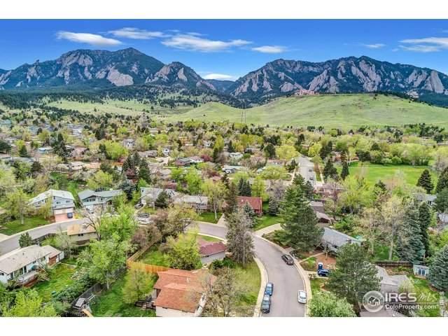2840 La Grange Cir, Boulder, CO 80305 (MLS #940716) :: RE/MAX Alliance