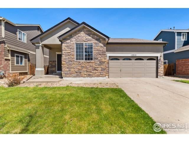 13915 E 105th Ave, Commerce City, CO 80022 (MLS #940789) :: 8z Real Estate