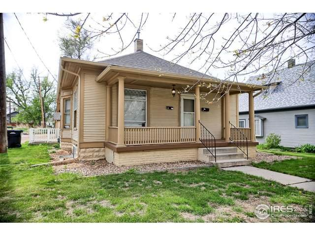 1311 12th Ave, Greeley, CO 80631 (MLS #940854) :: RE/MAX Alliance