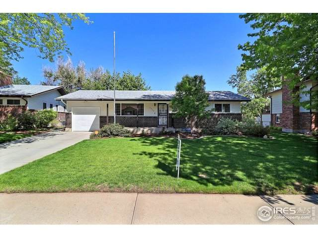1717 26th Ave Pl, Greeley, CO 80634 (MLS #940877) :: RE/MAX Alliance