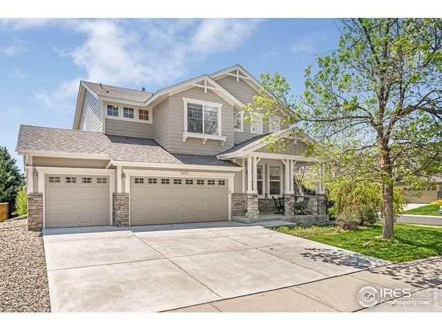 2121 Harvest St, Fort Collins, CO 80528 (MLS #940915) :: RE/MAX Alliance