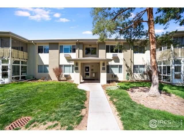 725 S Clinton St 8B, Denver, CO 80247 (MLS #940916) :: 8z Real Estate