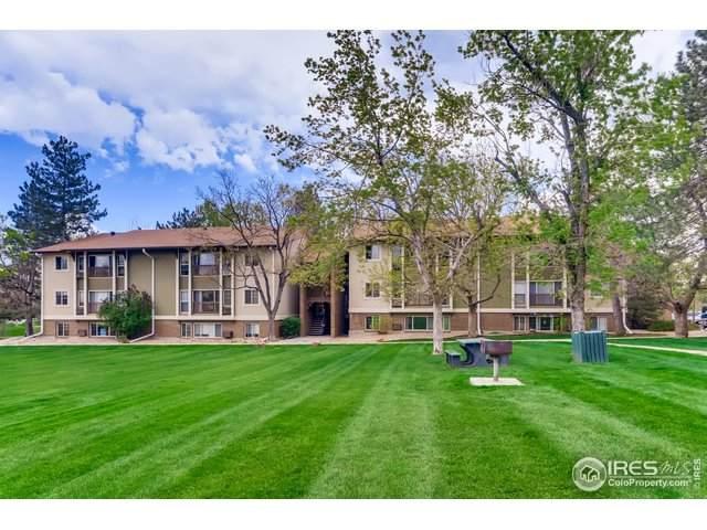 860 W Moorhead Cir 2F, Boulder, CO 80305 (MLS #940933) :: Colorado Home Finder Realty