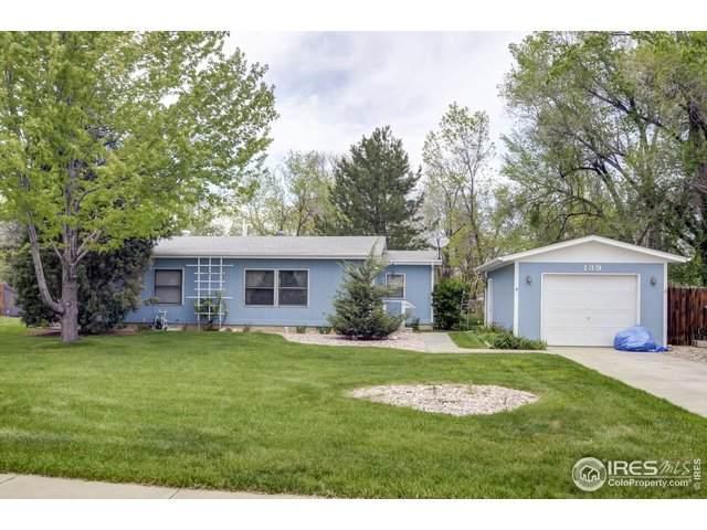 139 Robin Dr, Loveland, CO 80537 (MLS #940940) :: Kittle Real Estate