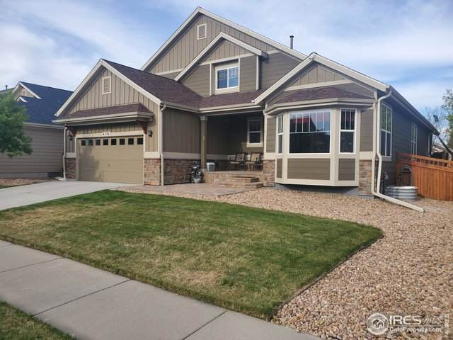 6326 Ruby Hill Dr, Frederick, CO 80516 (MLS #940942) :: 8z Real Estate
