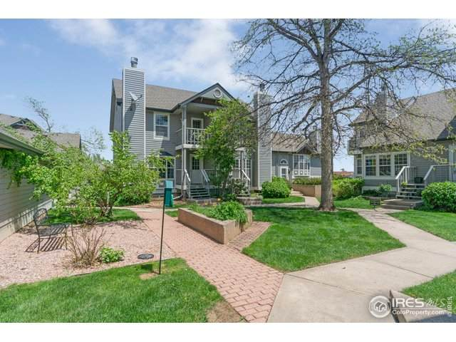 2828 Silverplume Dr #1, Fort Collins, CO 80526 (MLS #940950) :: Colorado Home Finder Realty