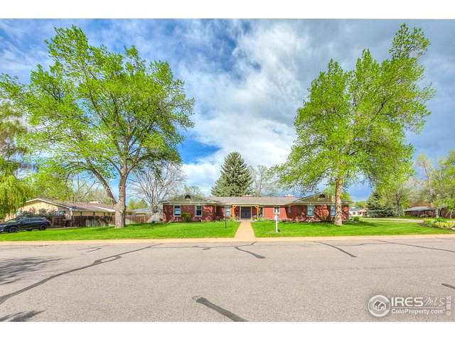 1804 Mohawk St, Fort Collins, CO 80525 (MLS #940957) :: RE/MAX Alliance