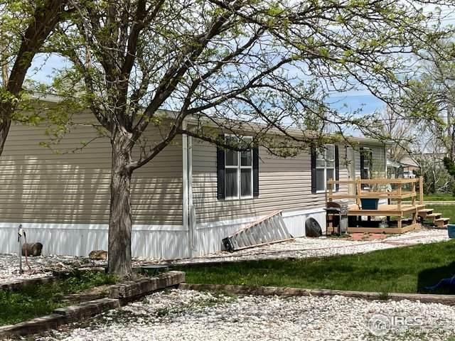 214 Weld St, Otis, CO 80743 (MLS #941020) :: Kittle Real Estate