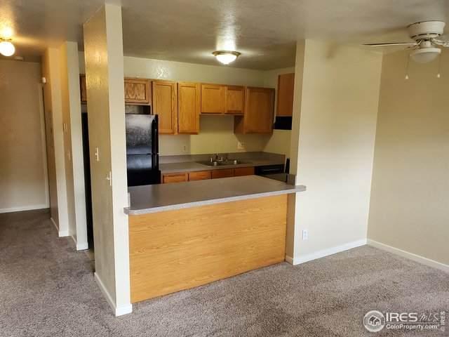 225 E 8th Ave #14, Longmont, CO 80504 (MLS #941039) :: 8z Real Estate