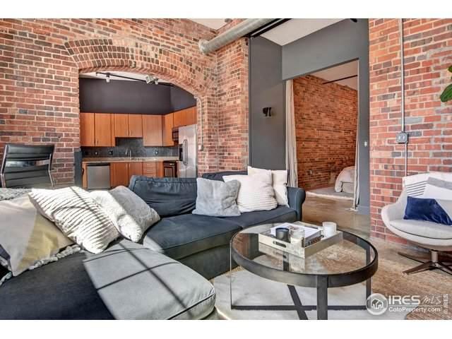 2500 Walnut St #101, Denver, CO 80205 (MLS #941127) :: Colorado Home Finder Realty