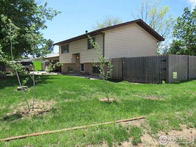4211 Central St, Evans, CO 80620 (MLS #941208) :: 8z Real Estate